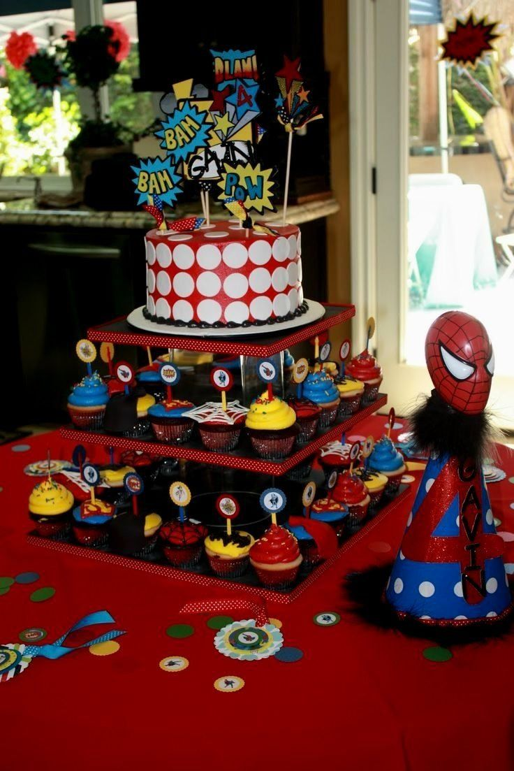 4 Year Old Boy Birthday Party Ideas Mens birthday party