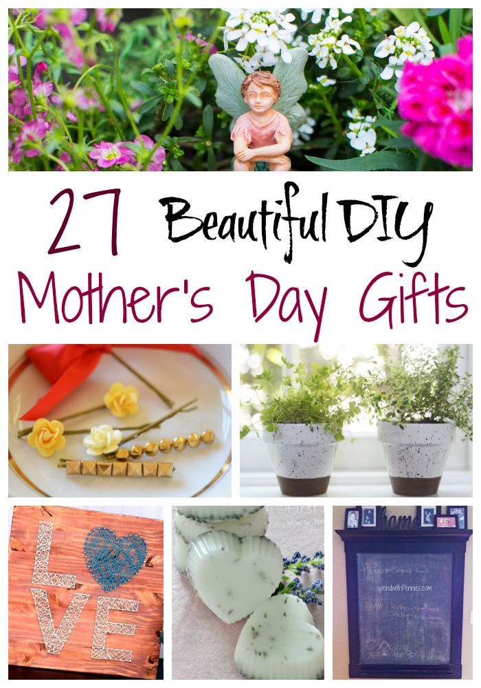 DIY Mother's Day Gifts - From earrings, to scarfs, to iPad/tablet holders- I've got you covered with a guide complete with last minute Mother's Day gifts or simply DIY gifts for moms that are both affordable and thoughtful.