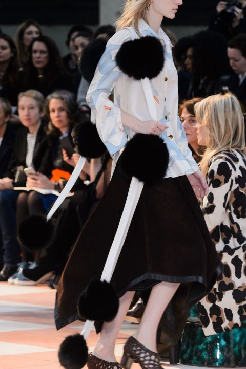 Céline. See all the best accessories from Paris fashion week.