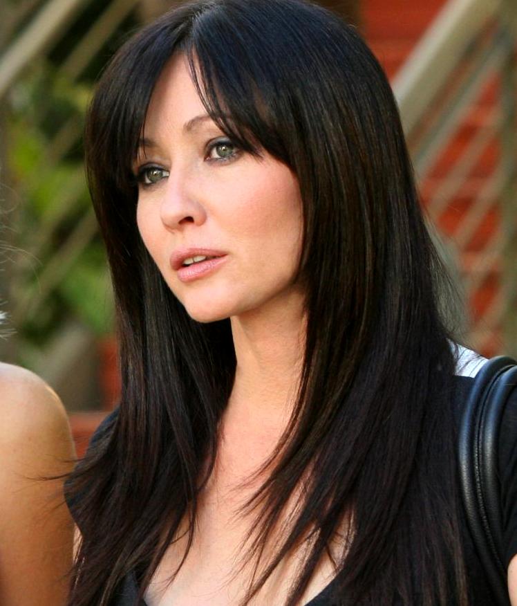 Brenda Walsh Shannen Doherty Charmed Shannen Doherty Hair Beauty