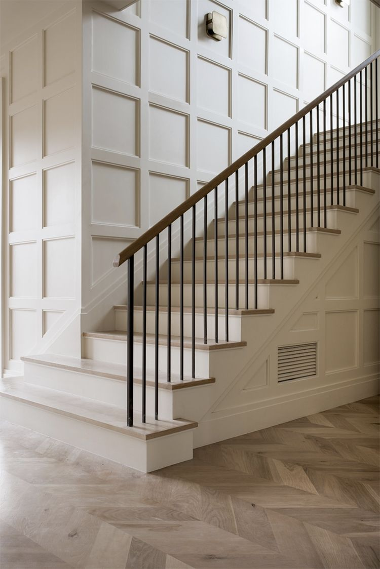 The Top Staircase Railing Inspiration Photos We're Using to Design Ours. - Chris Loves Julia