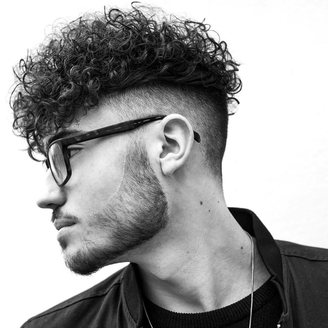 27 Sexiest Short Curly Hairstyles For Men Menshaircuts Com Long Hair Styles Men Curly Hair Men Curly Hair Styles