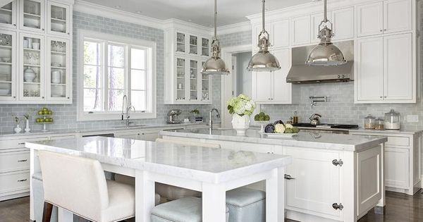 At Home in Arkansas: Melissa Haynes Design, MH Design, Inc. Melissa's home featured in At Home in Arkansas. ... | Dream Kitchens | Pinterest | Islands, Arkansa…