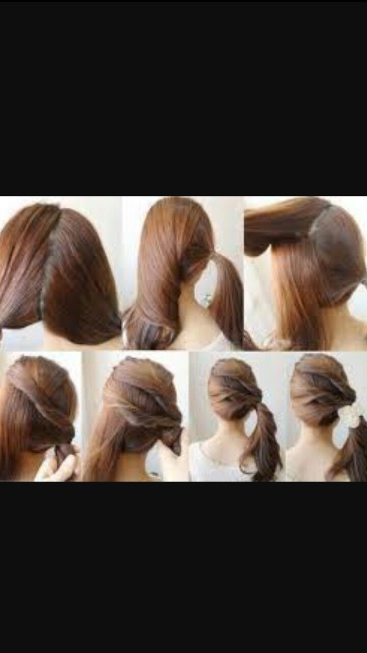 Pin by lesly ray on hairstyles pinterest 25 pretty hairstyles easiest hair do diy easy ponytail hairstyle do it yourself fashion tips diy fashion projects on imgfave c solutioingenieria Gallery
