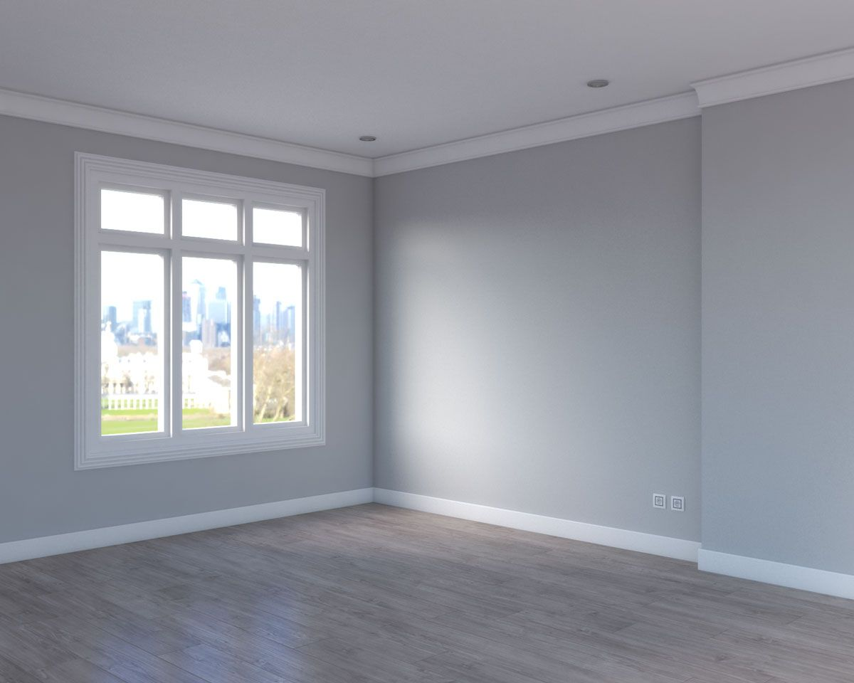 10 Best Floor Color for Gray Walls (Experiment with Images ...