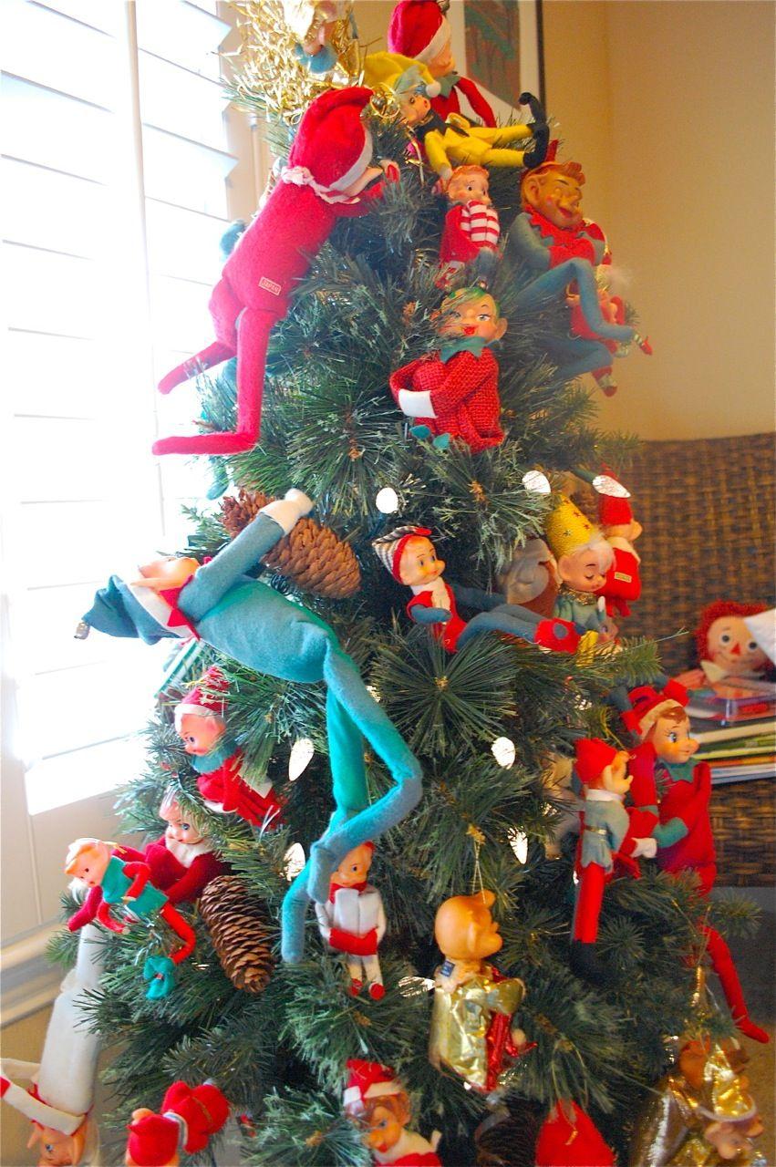SHELF-ELF TREE!!! | Everything Else | Pinterest