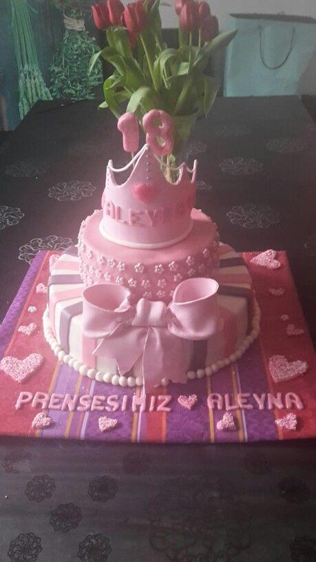 Prinzessin Torte Mit Krone