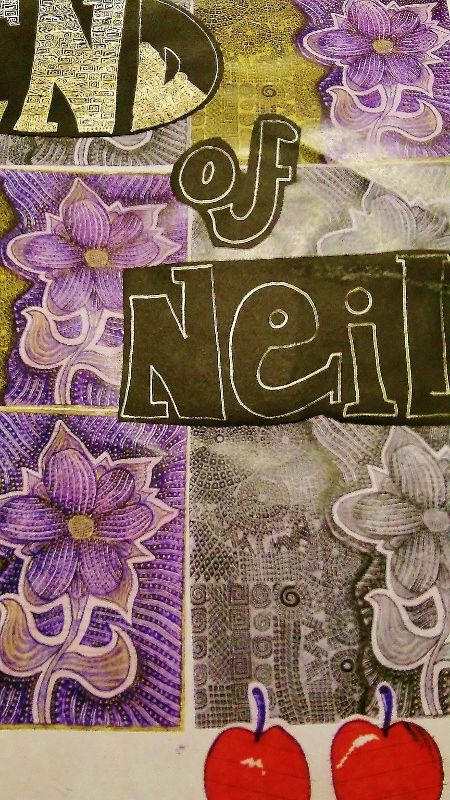 End of Neil promo art....