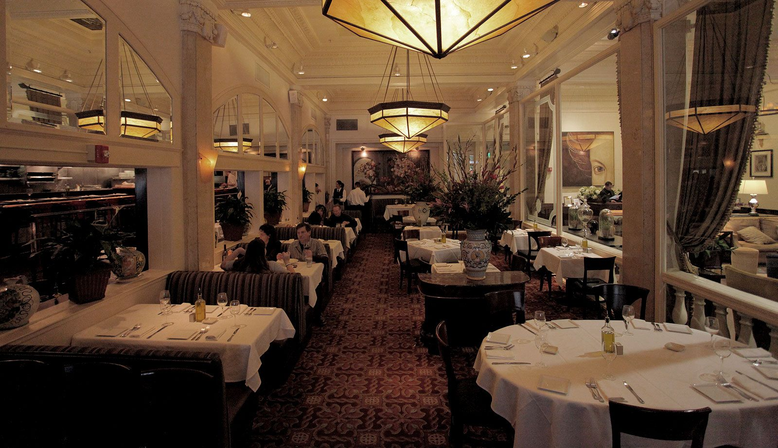 Kuleto S Authentic Italian Restaurant In Union Square San Francisco