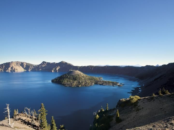 Wizard Island in Crater Lake, at Crater Lake National Park #craterlakenationalpark Wizard Island in Crater Lake, at Crater Lake National Park #craterlakenationalpark Wizard Island in Crater Lake, at Crater Lake National Park #craterlakenationalpark Wizard Island in Crater Lake, at Crater Lake National Park #craterlakenationalpark