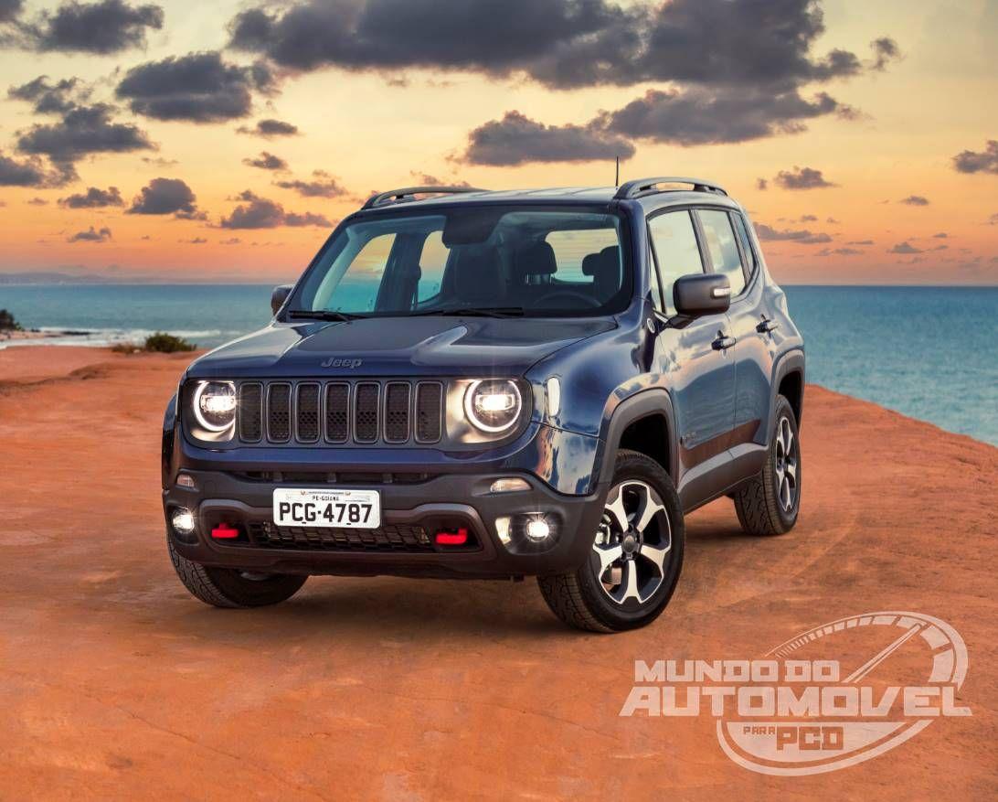 Novo Jeep Renegade 2019 Confira Os Precos Fotos E Detalhes
