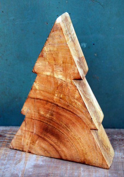 Oh Tannenbaum Rustikal Holz Tannenbaum Dekoideen