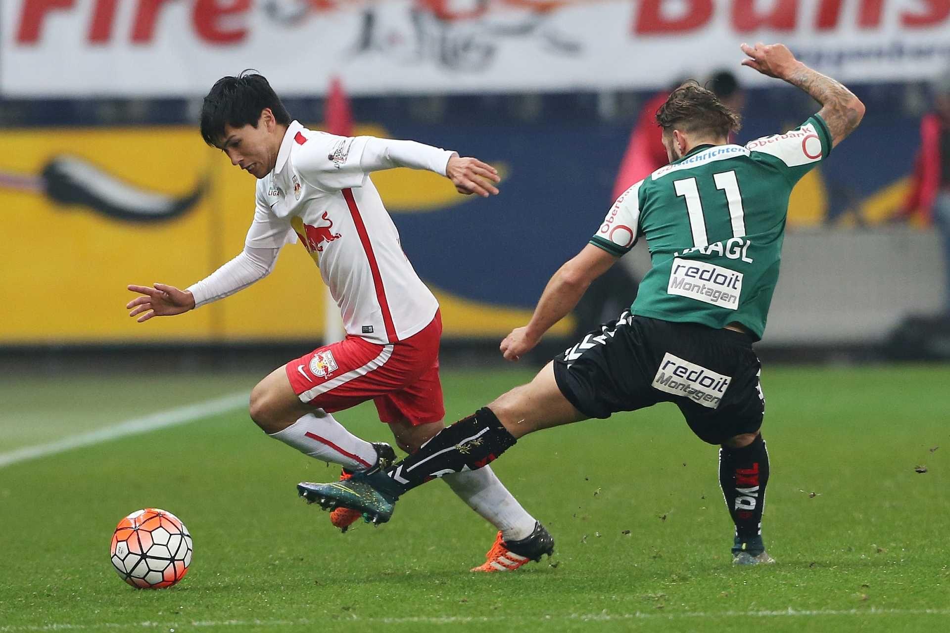 In der 22. Runde steht das Duell SV Ried gegen den FC Red Bull Salzburg an. Ein Pflichtsieg wird von den Salzburgern gefordert.