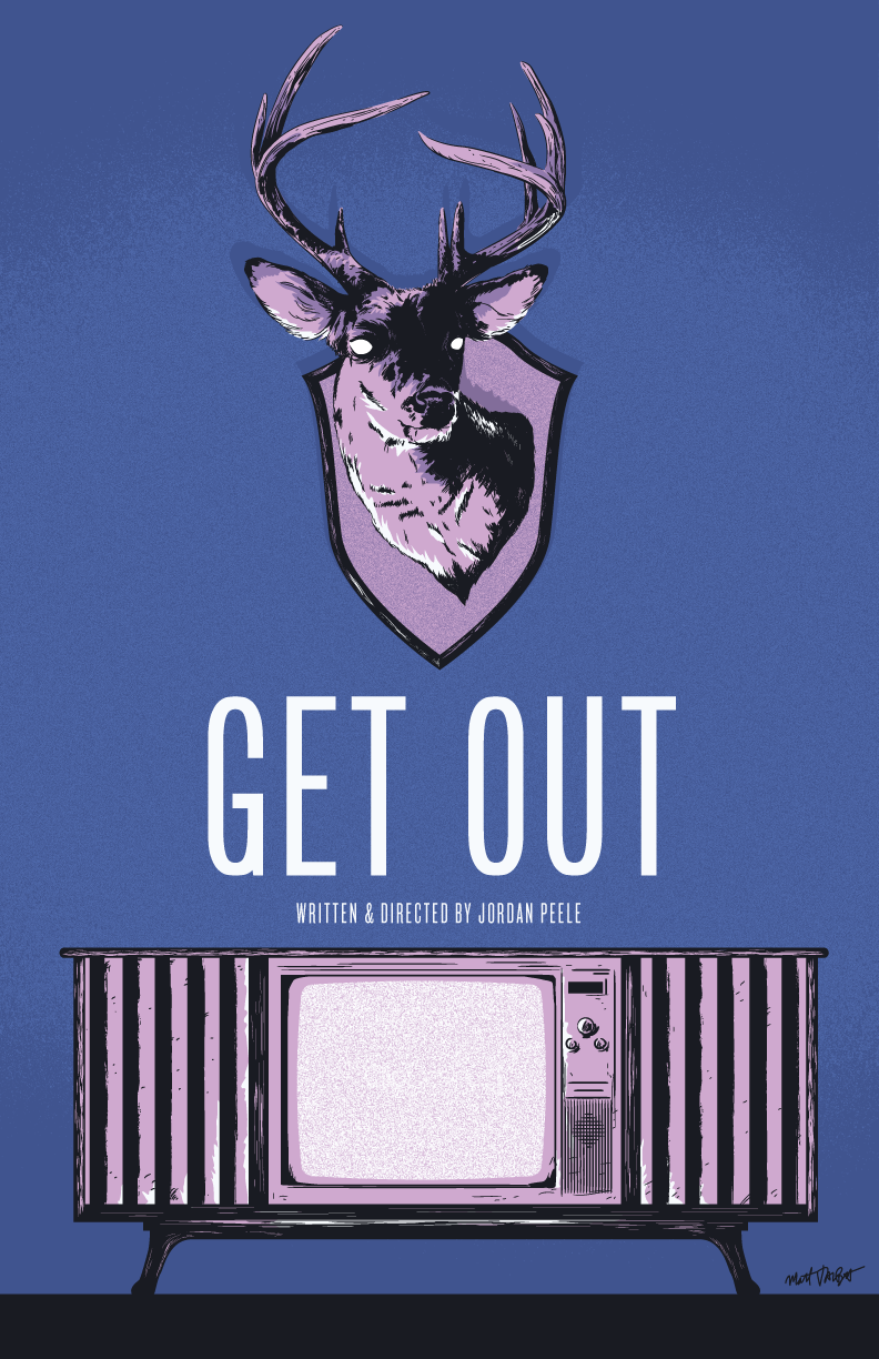 Get Out 2017 Hd Wallpaper From Gallsourcecom This Was A Very