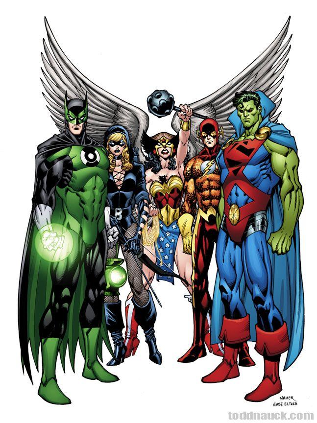 A R C H I V E Toddnauck Multiversity Guidebook 1 Is Out Superhero Comic Dc Comics Characters Dc Comics Art