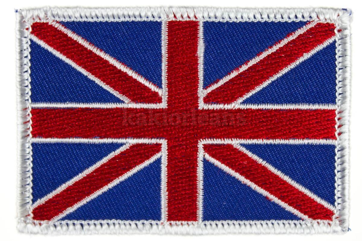 USA Drapeau National Brodé à Repasser Patch à Coudre Badge pour Vêtements