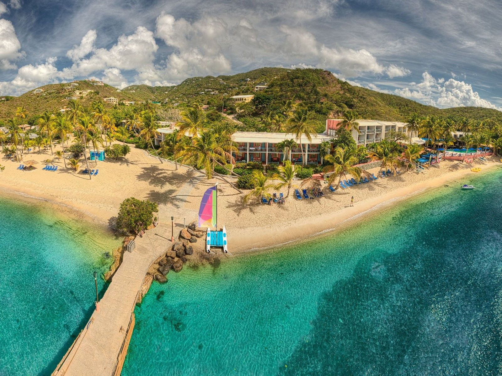 Quirky Caribbean resorts  All inclusive resorts