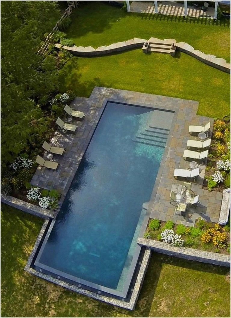 Best Backyard Pool Landscaping Ideas Pool Landscape Design