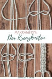 Photo of Einfacher DIY Makramee Hängekorb für Ihre Yoga-Ecke – 2019 – Schmuck DIY Ei …