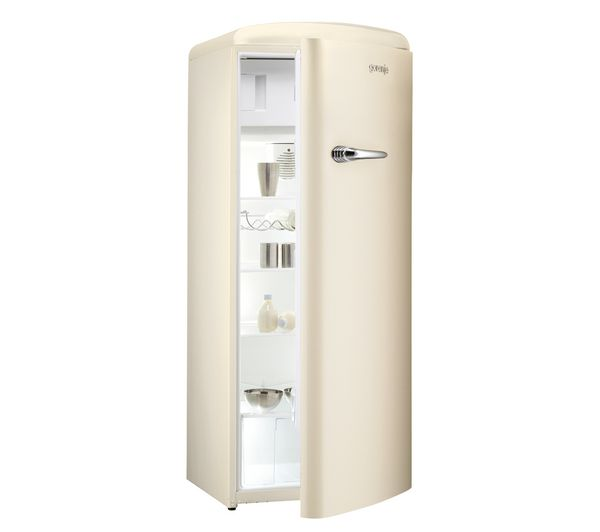 Buy GORENJE RB60299OC Tall Fridge Cream Free Delivery