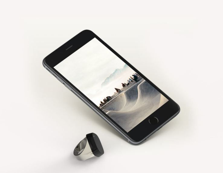 Fin, A Remote-Control Bluetooth Ring, Finally Launches As Neyya   TechCrunch