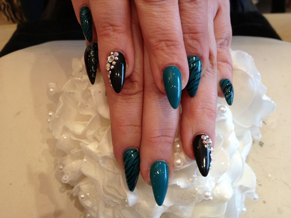 30 Beautiful Spring Nail Designs for Ladies 2017 - SheIdeas | new ...