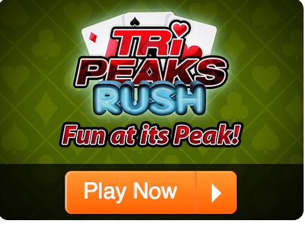 Join the fun at today's TOURNAMENT TRI PEAKS RUSH! Go for