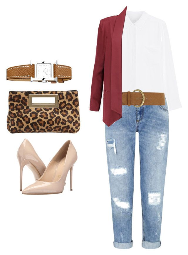 """Untitled #160"" by irinabukhinnyk on Polyvore featuring Michael Kors, Miss Selfridge, Dorothy Perkins, Rebecca Minkoff and Massimo Matteo"