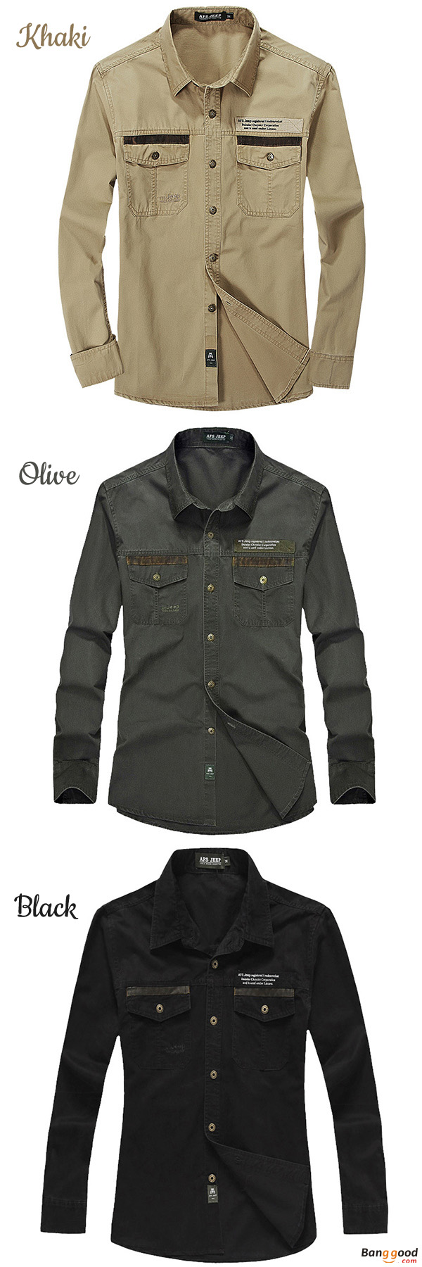 Plus Size Casual Cotton Long Sleeve Solid Color Lapel Men Work Shirts Tops From Men S Clothing On Banggood Com Work Shirts Plus Size Shirts Long Sleeve Shirts