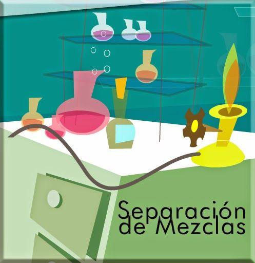 SEPARACIÓN DE MEZCLAS Química « Juegos gratis y Software Educativo - new tabla periodica en juego didactico