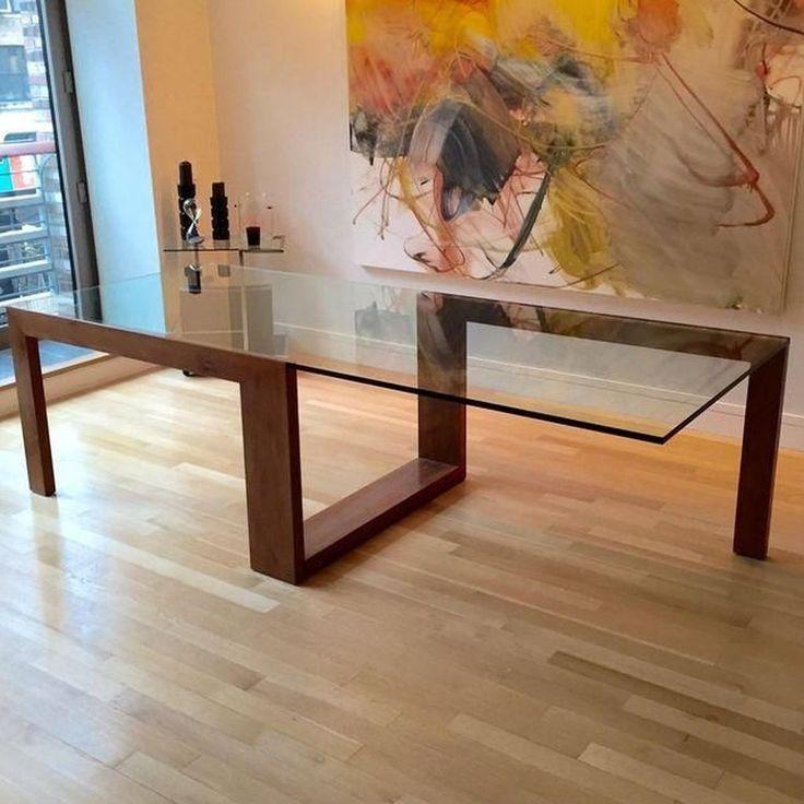 35 idées de design de table à manger spectaculaires que vous devez avoir Awesome 35 Spectacular Dining Table Design Ideas You Must Have. More at homyfeed.com