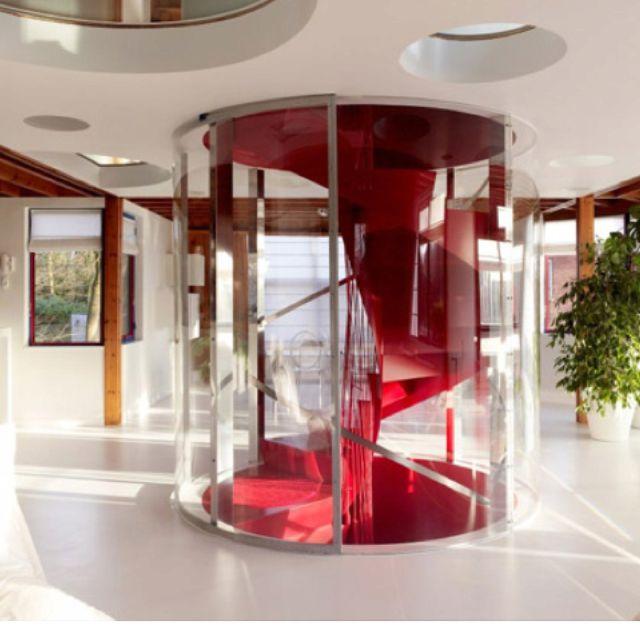 Best House Vvdb Dmva A Frame House Modern Staircase 640 x 480