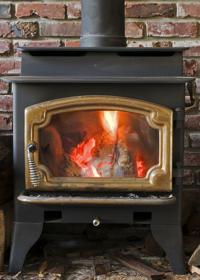 How To Clean A Wood Burning Stove Cleaning Wood Wood Stove