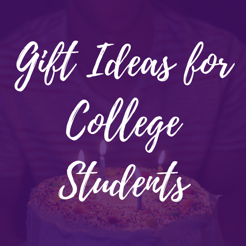 Gift Ideas College Students Girls Guys Christmas