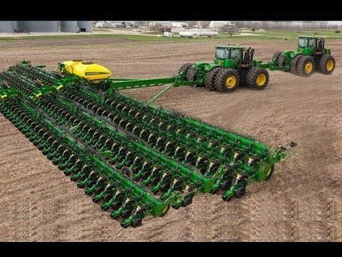 World Amazing Modern Agriculture Heavy Equipment Mega