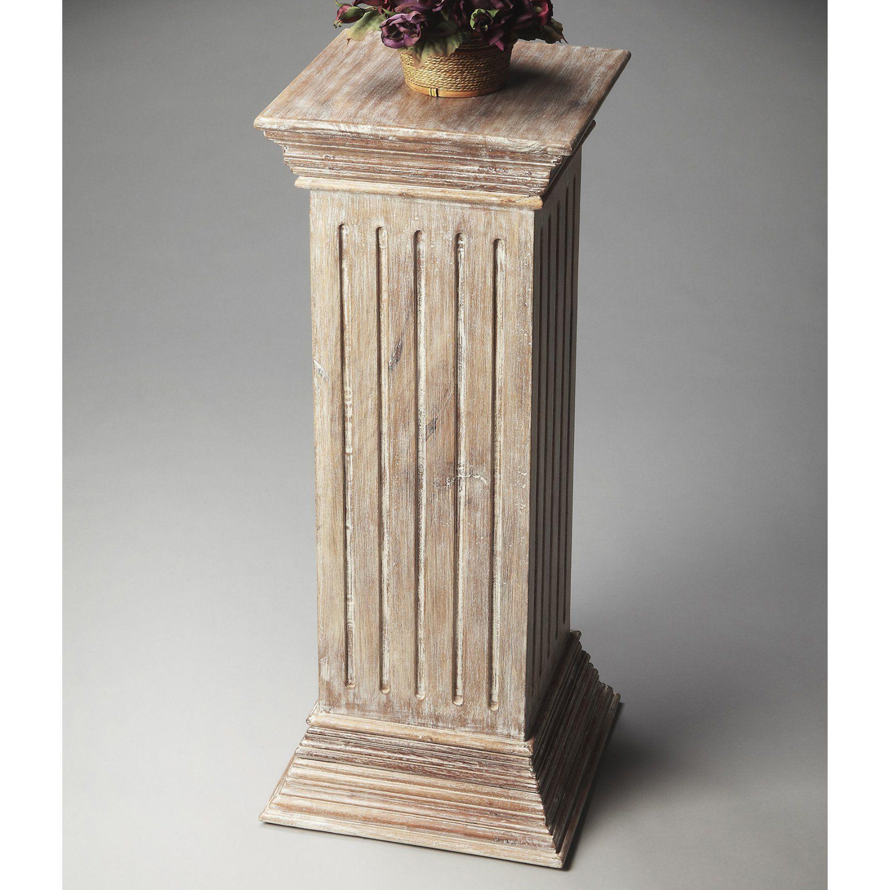 Butler Grecian Pedestal Plant Stand Plant Stand Plant Stand Table Pedestal