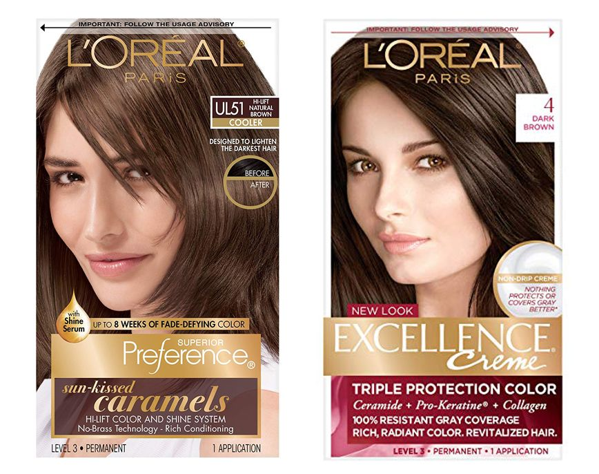 L Oreal Superior Preference Vs Excellence Creme Thehairdye Com Loreal Best Serum How To Dye Hair At Home
