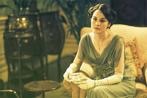 Lady Mary, give it up and pick a husband already. You're dull.