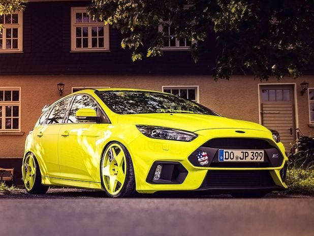 Ford Focus Rs Hildegard Von Jp Performance Ford Focus Ford Rs