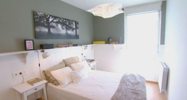 Decoramos un dormitorio sin apenas mobiliario