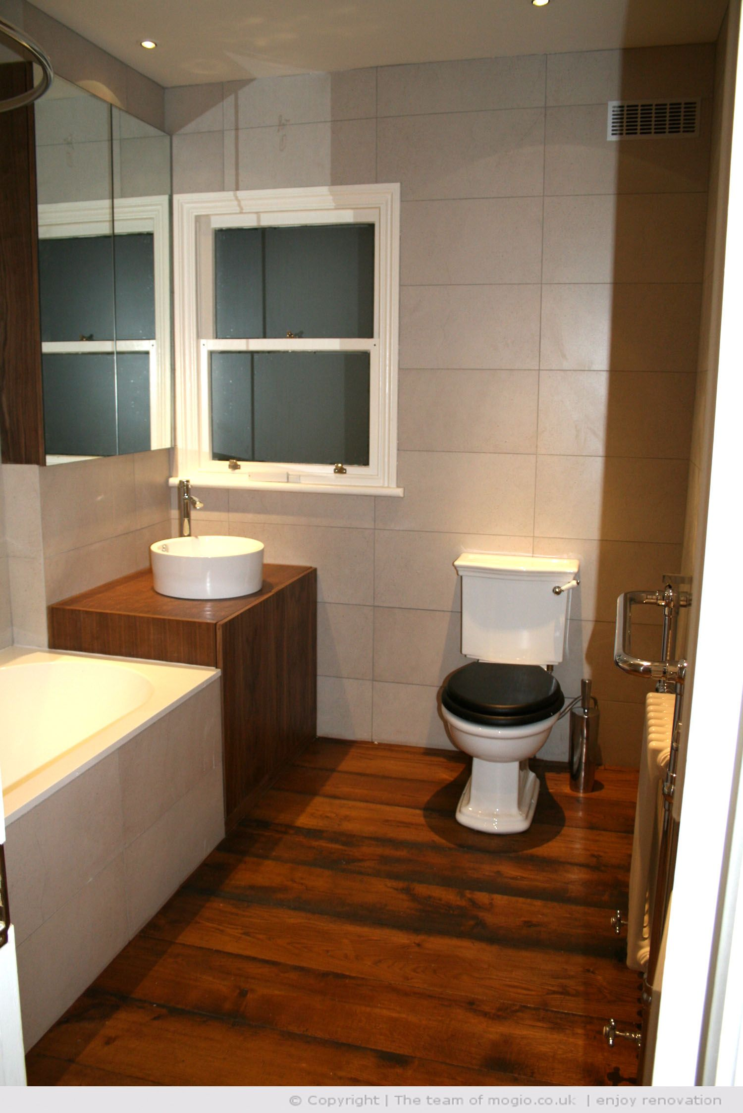 Bespoke Furniture Bathroom Fiting Wet Room Specialist London England