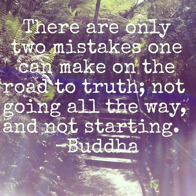 A little #motivation from #Buddha. Don't make the mistake of nothing starting or finishing something. You can #achieve your #fitnessgoals #fitfam #activeliving