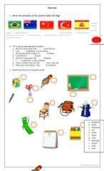 PAST SIMPLE -TO BE worksheet - Free ESL printable worksheets made by teachers