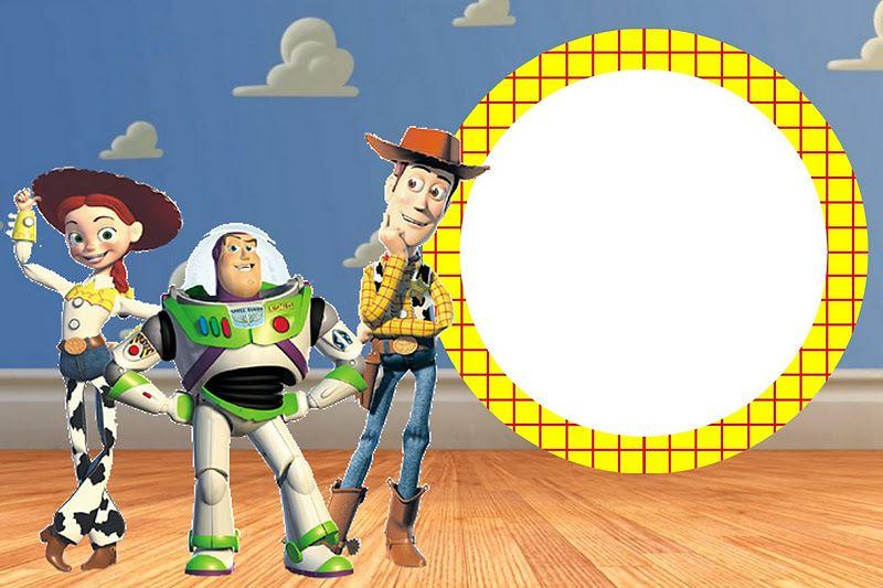 Invitaciones Para Editar Gratis De Toy Story Imagui