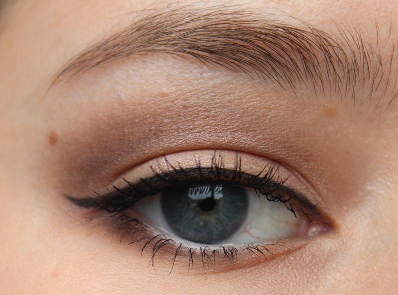 eyeliner bei schlupflidern tipps tricks und tutorial make up pinterest eyeliner make. Black Bedroom Furniture Sets. Home Design Ideas