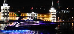 Экскурсии в Стамбуле на катере. Исмаил Мюфтюоглу www.russkiygidvstambule.com