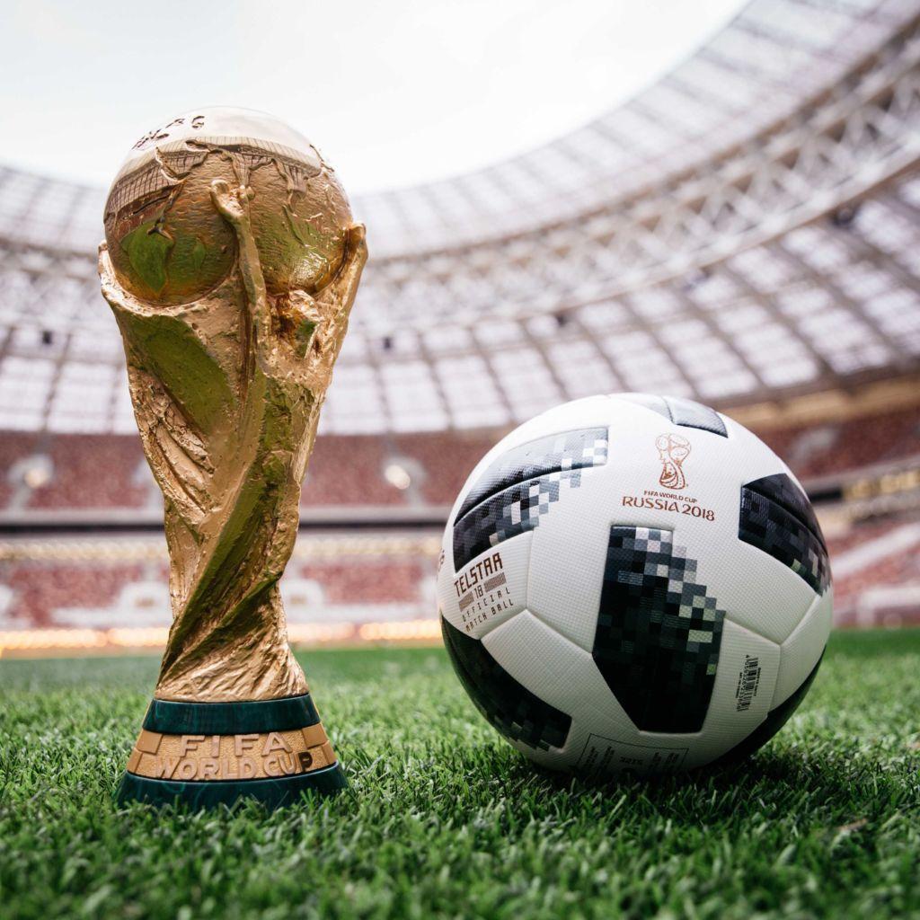85658f23784fe adidas Telstar 18 World Cup Ball - Todo Sobre Camisetas