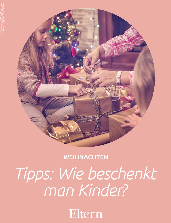 Tipps: Wie beschenkt man Kinder? | Familientipps für die Feiertage ...