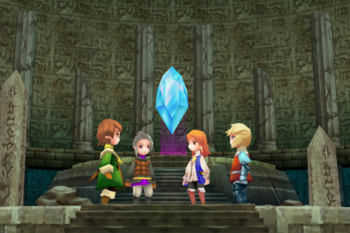 Final Fantasy III Joins Ouya Launch Title Lineup