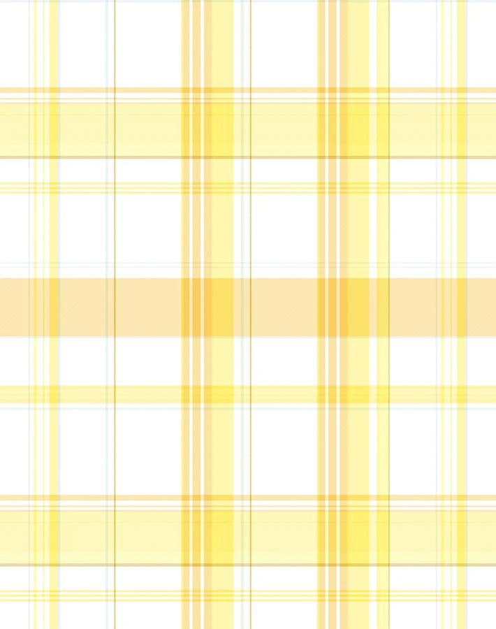 Sofia Plaid Yellow in 2020 Yellow wallpaper, Cute